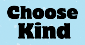 choosekindwonder