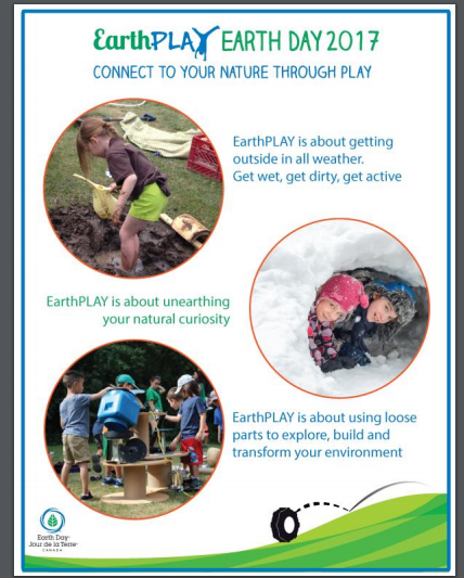 EarthPLAY for Earth Day