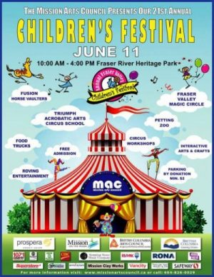 Mission Children's Festival