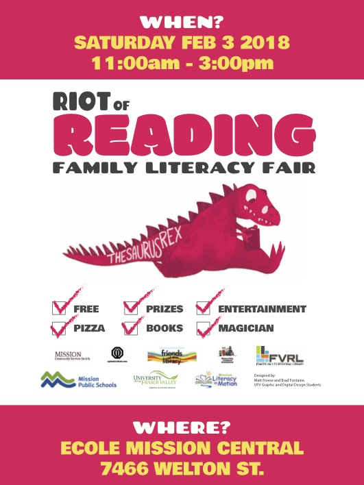Riot of Reading 2018