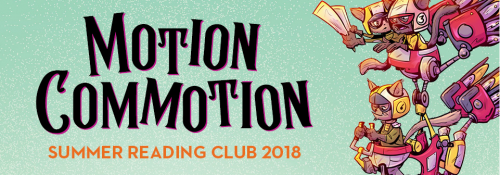 FVRL 2018 Summer Reading Club