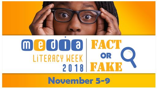 Media Literacy Week 2018