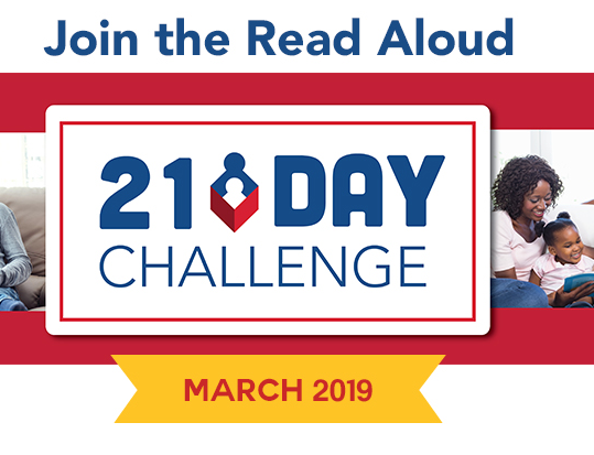 21 Day Read Aloud Challenge