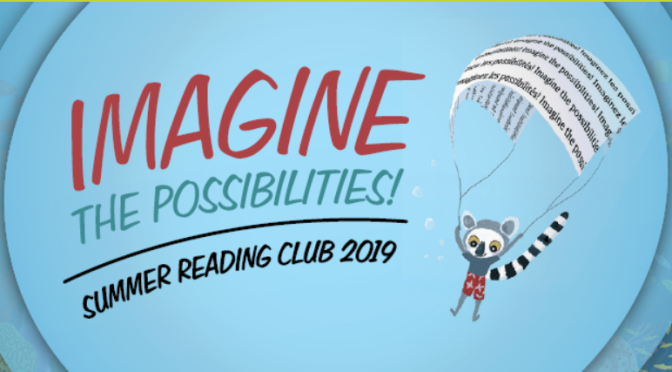FVRL 2019 Summer Reading Club