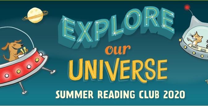 FVRL 2020 Summer Reading Club