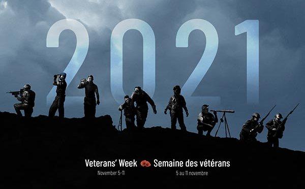 Veterans' Week 2021